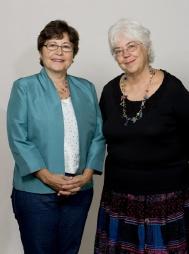 With Alma Flor Ada