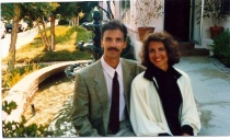 Hortensia y Armando Amaro