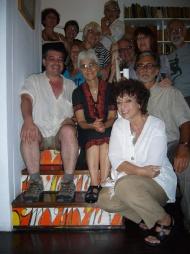 Martha, Victor y amigos argentinos