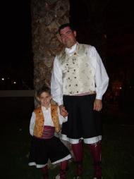 Pedro y Pablo, Alicantinos