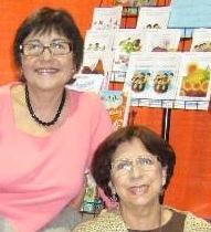 With Suni Paz