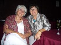 Con Alma Flor en Uruguay