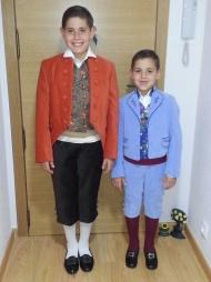 Mis sobrinos-nietos de Alicantinos