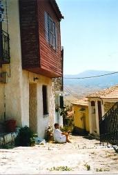 In Alpujarras, Spain