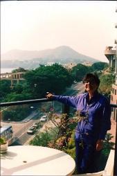 In Pat Ross apart. in Hong Kong