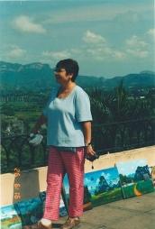 In Pinar del rio, Cuba